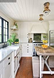 Reclaimed Wood Kitchen Island Reclaimed Wood Kitchen Island Cottage Kitchen At Beach Cottage