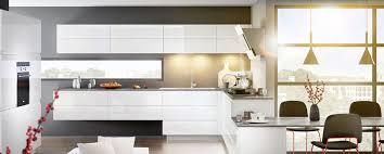 cuisine ultra moderne dix cuisines blanches aux lignes épurées inspiration cuisine