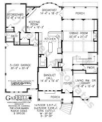 House Plans With Keeping Rooms Lour Marin House Plan Estate Size House Plans