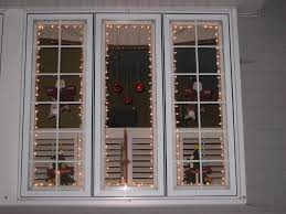 window framing christmas window lighting frames 3 steps with pictures