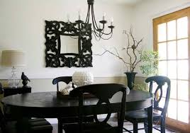 mirror dining table and chairs vanity decoration