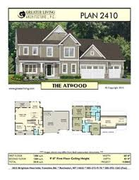 empty nester home plans plan 2655 the brickwood house plans two story house plans