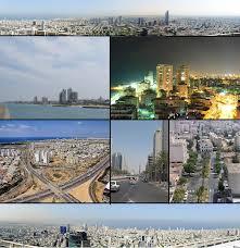 Tel Aviv Future Skyline Gush Dan Wikipedia