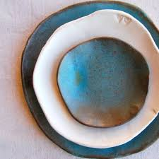 ceramic wedding plates handmade ceramic plates wedding gifts from christianesutherland