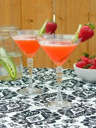 martinis strawberry jalapeno martinis