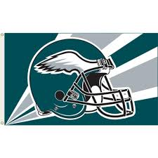 annin flagmakers 3 ft x 5 ft polyester philadelphia eagles flag