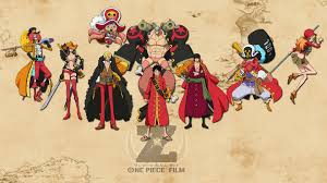 One Piece Map Download Wallpaper Pirate One Piece Cyborg Oriental Asiatic
