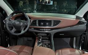 Buick Enclave 2013 Interior Comparison Buick Enclave Avenir 2018 Vs Chevrolet Traverse