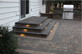 Step Lights Led Outdoor 27 Outdoor Step Lighting Ideas That Will Amaze You Patio Step