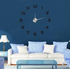 clocks large decorative clocks extra large decorative wall clocks