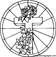 christian easter coloring pages google printables