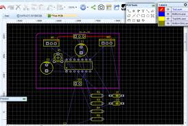layout pcb inverter design electronic circuits online for free with easyeda