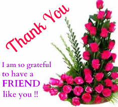 thank you my friend for everything free friends ecards greeting