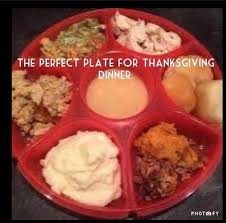 haha dollar store serving tray thanksgiving day humor