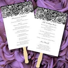 black and white wedding programs 38 best wedding stationery images on wedding wedding