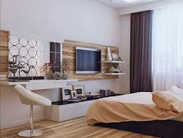 lcd cabinet and dressing table design for bedroom id975 modern