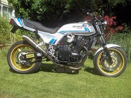 honda cb750 budget built honda cb750 custom u2026bandit powered u2013 bikebound