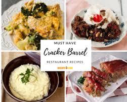 cracker barrel christmas dishes 11 must cracker barrel restaurant recipes recipelion