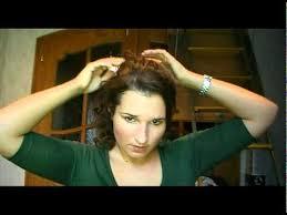 Hochsteckfrisurenen F Kurze Lockige Haare by Hochsteckfrisur Mit Lockigen Haaren