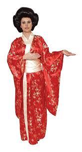 female mad hatter halloween costume amazon com women u0027s kimono costume red clothing