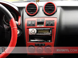 hyundai tiburon 2003 2005 dash kits diy dash trim kit