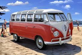 vw minivan camper classic vw