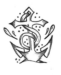 traditional anchor design by jayhearts on deviantart