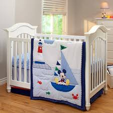 Mickey Mouse Crib Bedding Mickey Mouse Crib Bedding Set For Baby Personalizable Disney