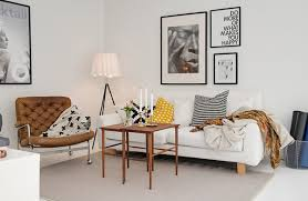 scandinavian color scandinavian apartments with splashes color home design and interior