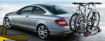 mercedes c class roof bars transport systems