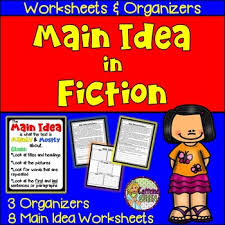 main idea passages fiction main idea practice by caffeine
