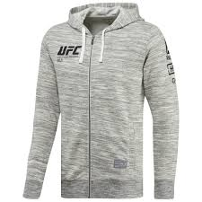 men ufc hoodies u0026 sweatshirts reebok us