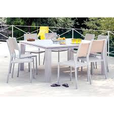 salon de jardin salon de jardin oslo proloisirs best aluminium fiero contemporary