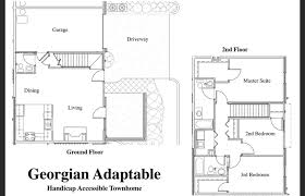 home floor plans knoxville tn the georgian floor plans new homes in cumming plantation style house