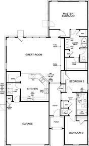 plan a 1792 modeled u2013 new home floor plan in vista point by kb home