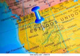 america map utah utah state map stock photos utah state map stock images alamy