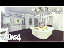sims kitchen ideas the sims 4 room build modern kitchen