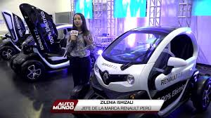 renault purple renault twizy 100 eléctrico youtube