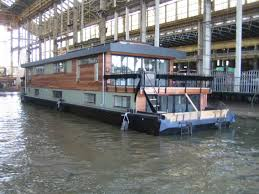 Sleepless In Seattle Houseboat by Custom Floating Home With Concrete Foundation International