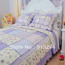 Patchwork Duvet Sets Aliexpress Com Buy White Gray Blue Red Bedspread Cotton Quilting