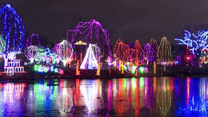 Zoo Lights Prices by Toledo Zoo Lights Youtube