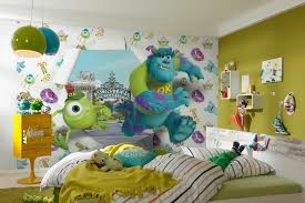 disney kinderzimmer wandtapete kinderzimmer wunderbar fototapete kindertapete monsters