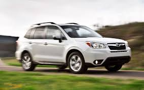subaru forester 2016 white 2014 subaru forester 2 5i limited xt first test truck trend
