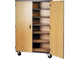 Metal Storage Cabinet With Doors by Wood Storage Cabinets Metal Storage Cabinets U0026 Tool Storage
