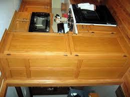 oak kitchen pantry cabinet oak kitchen pantry cabinets