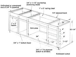 height of kitchen sink kitchen sink plumbing rough in height best