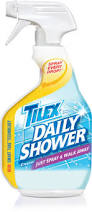 cleaning glass shower doors u0026 tile daily shower cleaner tilex