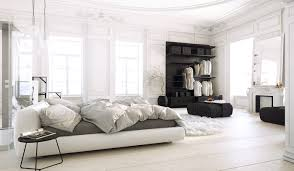 Vray Hdri Interior White Bedroom With Vray Architectural Interior Luxxxlabs