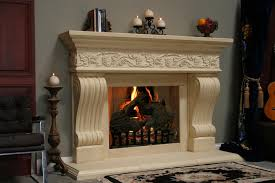 Greek Style Home Decor Interior Rustic Fireplace Design With Molding Greek Style Mantel