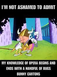 Opera Meme - rabbit ramblings funny bunny monday meme day